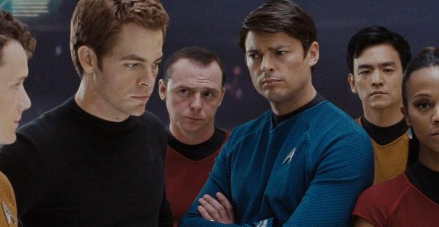 Star Trek 2009 Is Not